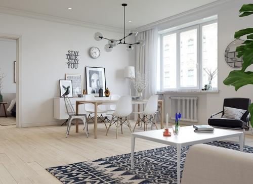 坦洲装修公司分享小户型房屋装修设计的技巧