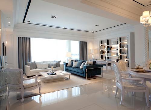 对于地中海风格家装的细分