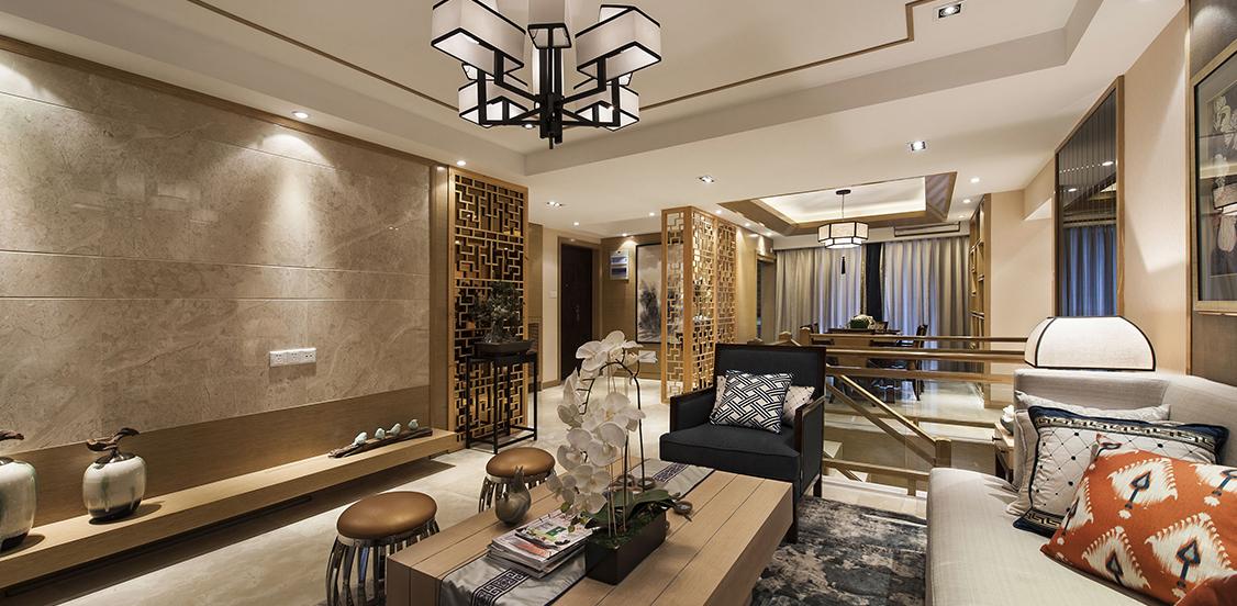 中式装饰材料以木质为主
