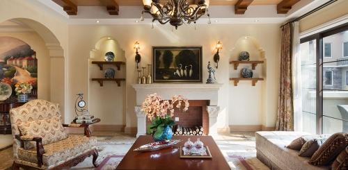 美国的家具风格主要植根于欧洲文化