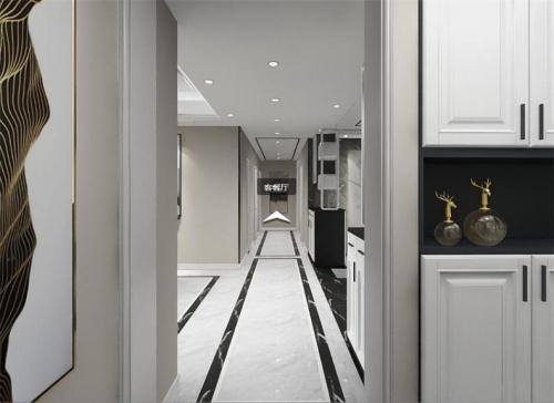 客厅装修服务公司讲解,房屋客厅合理布线和面积控制