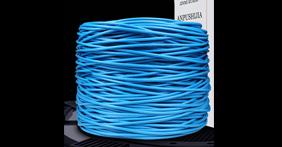安普超五类无氧铜网线