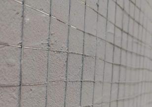 钢丝网防开裂工艺